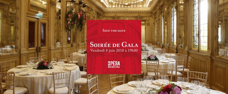 6e Soirée de Gala du Cercle Rouge&Or