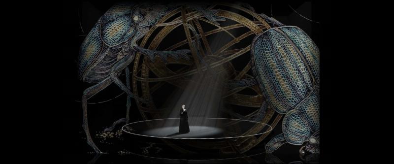 Akhnaten de Philip Glass