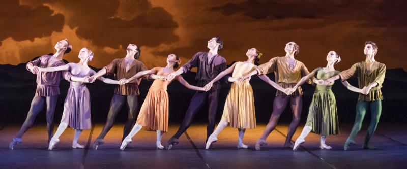 Ballets d'avril, du 12 au 21