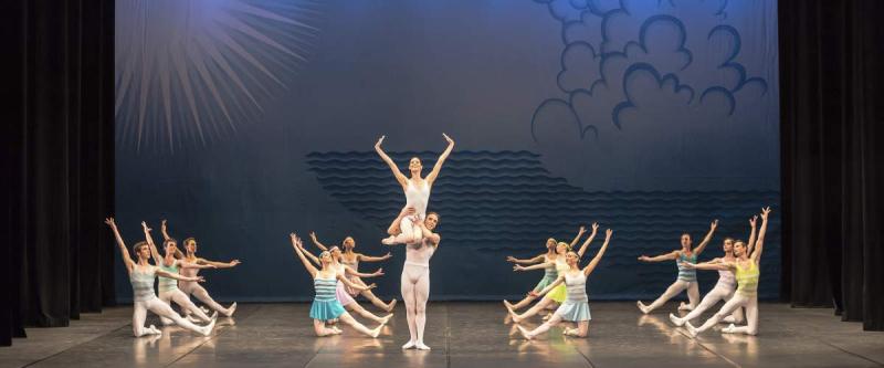 Ballets d'avril : West side story