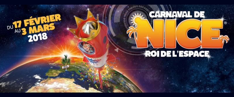 Carnaval de Nice  : du 17 février au 3 mars