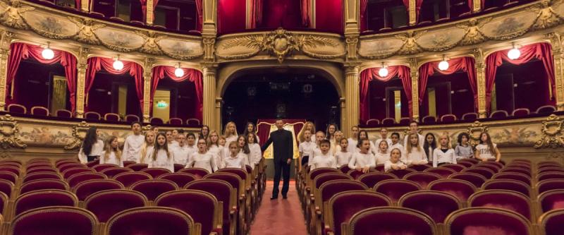 Chœur d'enfants de l'Opéra Nice Côte d'Azur