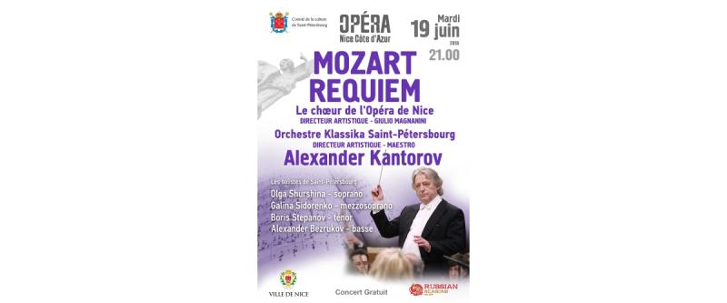 Concert gratuit le 19 juin