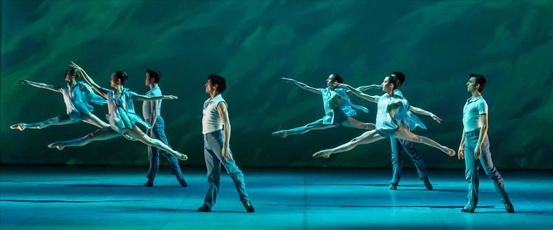 Ballets d'avril - Corps et âme