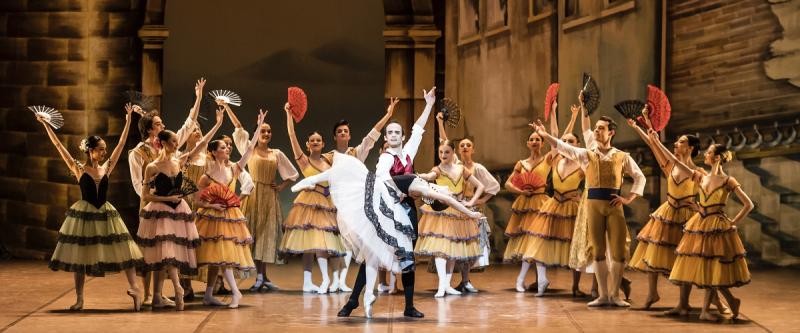 Un ballet pour Noël : Don Quichotte