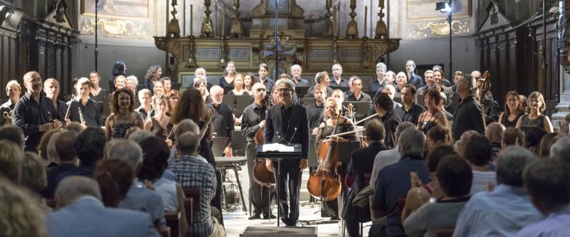 En septembre, 2 concerts en église