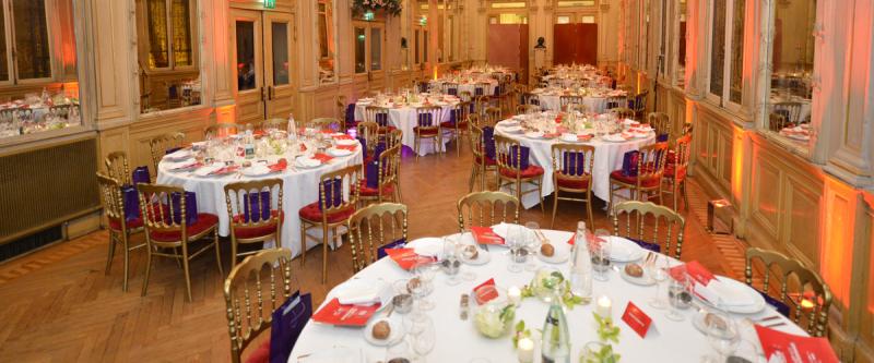 La soirée de Gala de l'Opéra