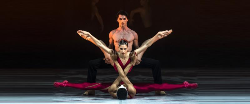 Le Ballet au Conservatoire de Nice