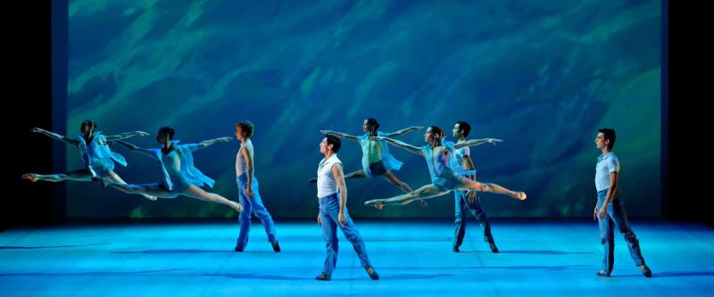 Le Ballet au Théâtre de Verdure