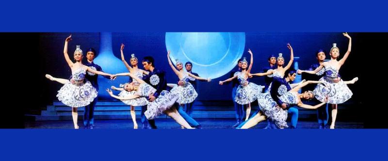 Le Ballet de l'Opéra de Hangzhou à Nice