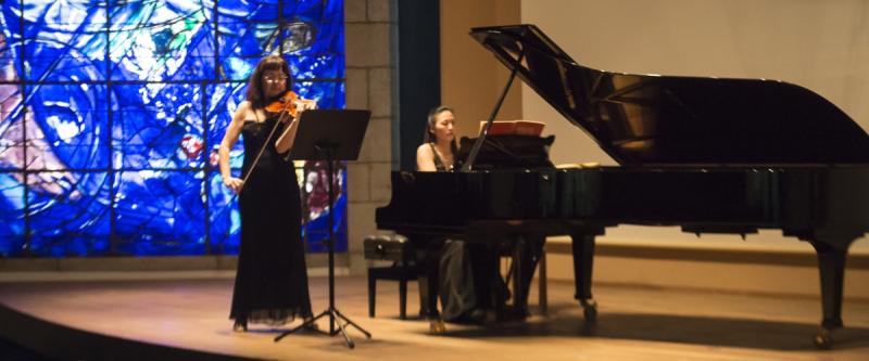 Musique de chambre au Musée Chagall