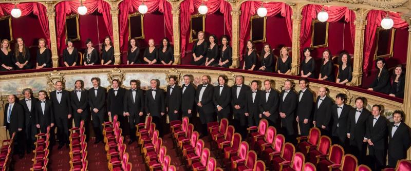 Noël en famille avec le Choeur de l'Opéra