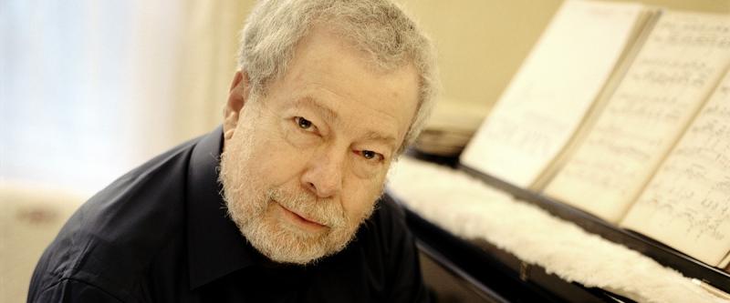 Portrait de Nelson Freire
