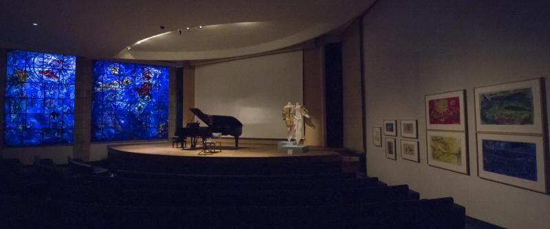 Un festival de musique contemporaine au Musée Chagall