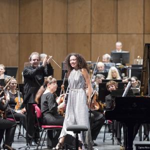 Concert Debussy-Chostakovitch (mar. 2018) © Opéra de Nice