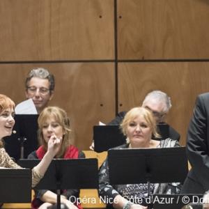Concert Bernstein (déc 2018) © Opéra de Nice