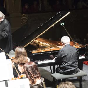 Concert avec Nelson Freire, direction Michael Zilm (mar 2016) © Opéra de Nice