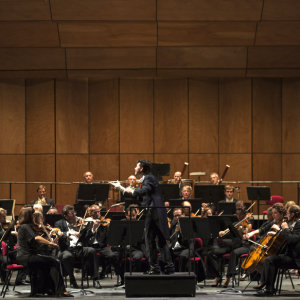 Concert, direction Julian Rachlin (sept 2015) © Opéra de Nice
