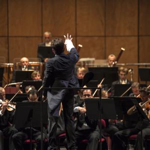 Concert, direction Julian Rachlin (sept 2015) © Opéra de Nice
