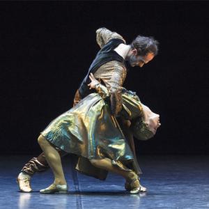 Ballets Concerto Barocco, Rhapsodie, Adagietto, Troy Game (oct 2015) © Opéra de Nice