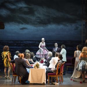 La Traviata (nov 2015) © Opéra de Nice