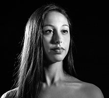 Portrait de Veronica COLOMBO, danseuse soliste